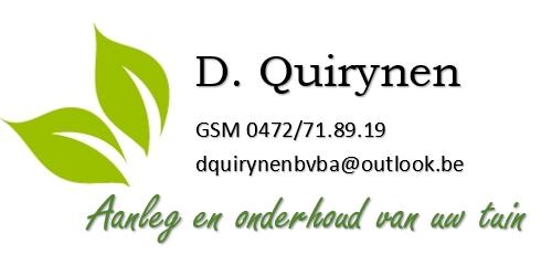 Logo D.Quirynen bvba