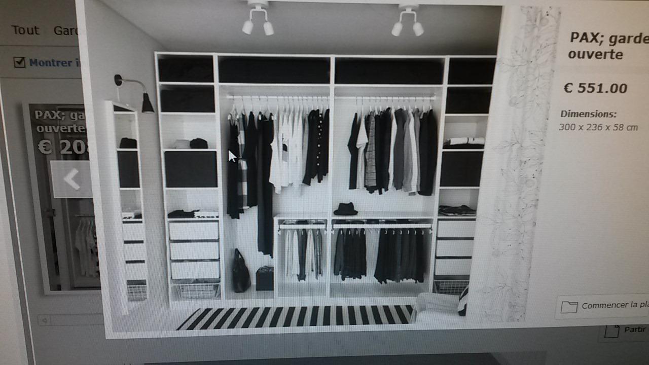 Klusser Gezocht Rixensart Open Dressing Ikea In Elkaar