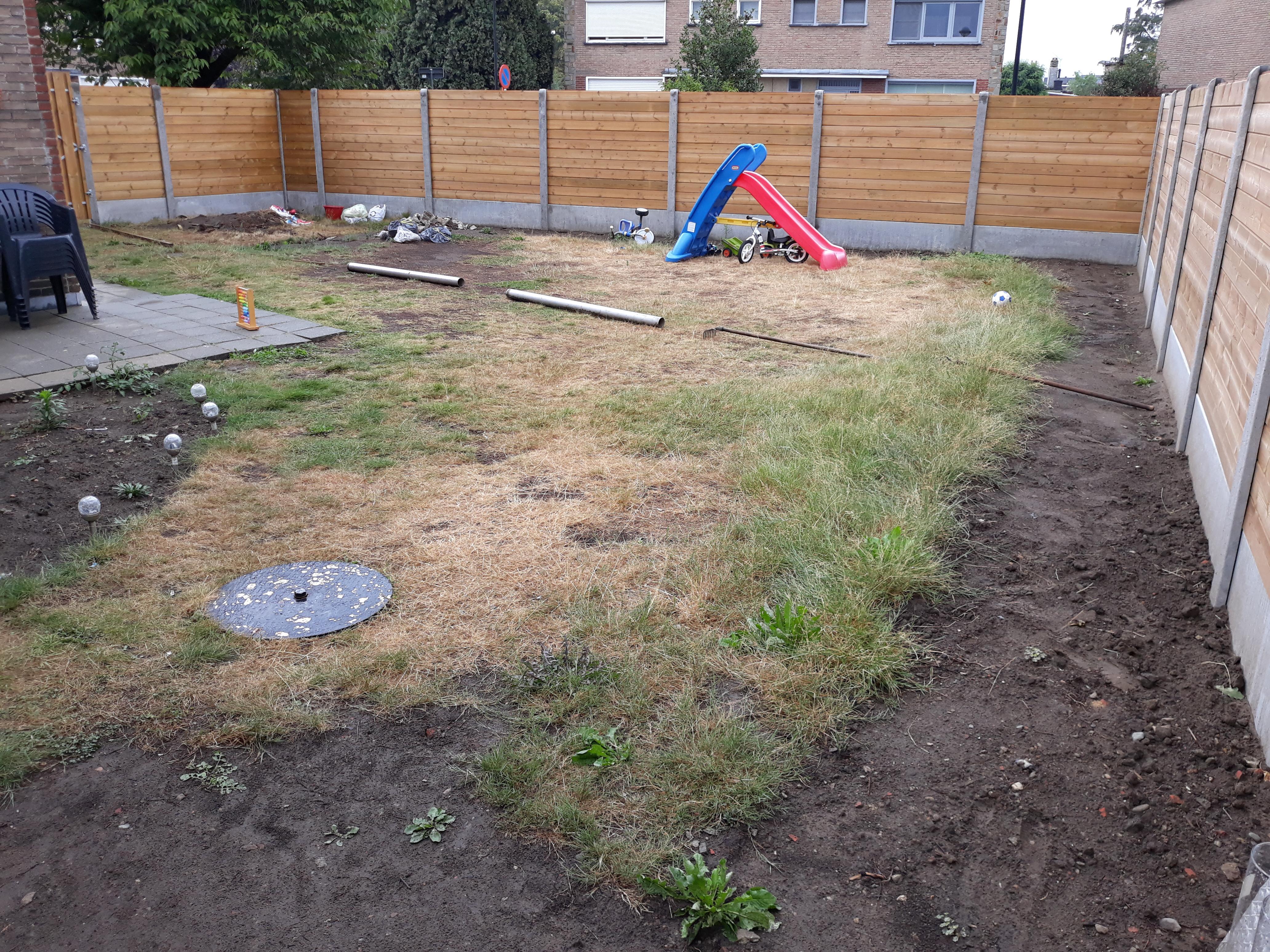 Elektra Aanleggen Tuin : Tuinman gezocht willebroek tuin tegel aanleggen
